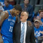 NBA – Billy Donovan modifie ses rotations en vue des playoffs