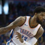 NBA – La blessure de Paul George remonte à mars