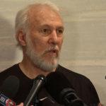 NBA – Spurs : Popovich satisfait de ses joueurs, qui doivent malgré tout «mettre les shoots»