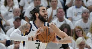 NBA – Inquiétude pour la cuisse de Ricky Rubio