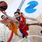 Euroleague – MVP des Game 2 : Sergio Rodriguez prend les choses en main !