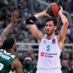 Euroleague – Playoffs : L'accrochage entre Thanasis Antetokounmpo et Rudy Fernandez !