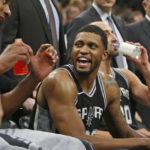 NBA – Rudy Gay reste aux Spurs