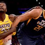 NBA – Les Français de la nuit : Rudy Gobert brille contre les Lakers comme d'habitude, Frank Ntilikina est de retour dans le cinq majeur !