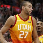 NBA – Les Français de la nuit : Rudy Gobert guide le Jazz, les Pelicans d'Alexis Ajinça sweepent les Blazers !
