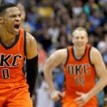 NBA – Il y a un an, Russell Westbrook devenait le roi du triple-double au terme d'une performance XXL