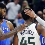NBA – Playoffs : Les affiches du premier tour !