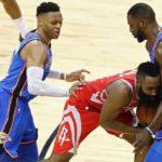 NBA – Westbrook éteint Harden dans le money-time: «j'ai dit à Paul et Corey de prendre quelqu'un d'autre»