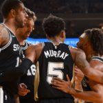 NBA – A San Antonio, on garde la confiance même sans Kawhi Leonard