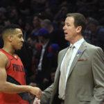 NBA – C.J. McCollum prend la défense de Terry Stotts