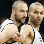 NBA – Tony Parker et Manu Ginobili rentrent dans l'histoire des Playoffs !