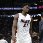 NBA – Heat : Hassan Whiteside toujours en colère contre son coach