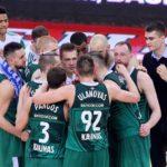 Euroleague – Récap des Playoffs (Game 1) : Braquage à la lituanienne !