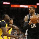 NBA – Game 1 : Les 3 clés de Golden State – San Antonio