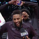 NBA – Avec sa performance historique, Allen Crabbe rejoint Shaquille O'Neal et Reggie Miller !