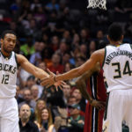 NBA – Antetokounmpo confiant quant à la prolongation de Jabari Parker aux Bucks