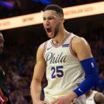 NBA Playoffs – Top 5 de la nuit : Ben Simmons est déjà chez lui