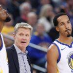 NBA – Warriors : Petites alertes pour Kevin Durant et Shaun Livingston