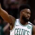 NBA – Jaylen Brown toujours incertain pour le match de ce soir