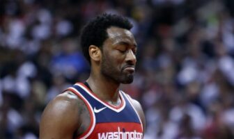 John Wall sous le maillot des Wizards