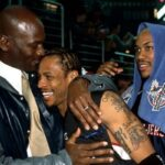 NBA – La belle anecdote entre Allen Iverson et Michael Jordan !