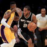 NBA – Gregg Popovich serait totalement contre un trade de Kawhi Leonard aux Lakers