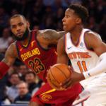 NBA – LeBron James adoube Frank Ntilikina !