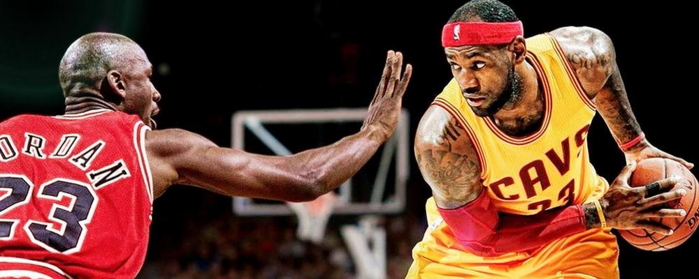 NBA - Au fait, qui est le plus clutch entre LeBron James et Michael Jordan ?