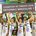 NM1 – La FFBB annonce une modification totale du championnat
