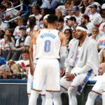 NBA – Game 2 : Le Big Three du Thunder en manque total de réussite