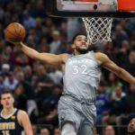 NBA – Top 10 de la nuit : Le KAT écrase tout sur son passage