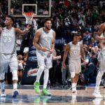 NBA – Les Wolves qualifiés après prolongations !