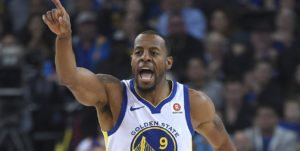 NBA – Pas d'Andre Iguodala pour le match 7 !