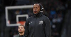 NBA – Andre Iguodala confiant quant à sa participation aux finales