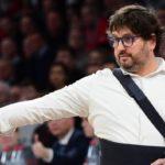 Italie – Plutôt Andrea Trinchieri plutôt que Sasa Djordjevic à Bologne ?