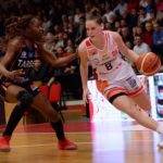 LFB – PlayOffs (1/2) : Tarbes s'impose chez les Flammes, Bourges assume son statut