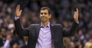 NBA – Brad Stevens nous a fait une «Gregg Popovich»
