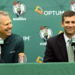 NBA – Danny Ainge sur Brad Stevens : «il aurait été gêné de gagner le trophée de coach de l'année»