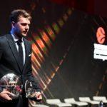Euroleague – Trophées : Luka «MVP» Doncic !