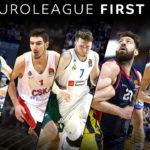 Euroleague – All-Euroleague First Team : Un 5 majeur de titans !