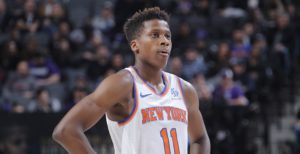 NBA – David Fizdale sur Frank Ntilikina : «Je veux le laisser devenir qui il va devenir»