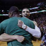 NBA – Les Français de la nuit : Les Celtics de Guerschon Yabusele rejoignent Cleveland en finale de Conférence !