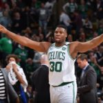 NBA – Les Français de la nuit : Guerschon Yabusele gratte des minutes, les Celtics en démonstration !
