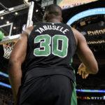 NBA – Les Français de la nuit : Les Celtics prennent une claque, Guerschon Yabusele en a profité pour jouer un peu plus !