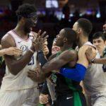 NBA – La ligue reconnaît deux erreurs contre les Sixers dans le game 5