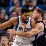 NBA – Les Clippers ont bien proposé Blake Griffin contre Karl-Anthony Towns
