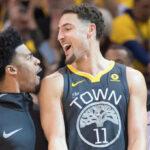 NBA – L'incroyable histoire derrière le n°11 de Klay Thompson