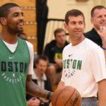 NBA – Brad Stevens consulte Kyrie Irving avant de retrouver les Cavaliers