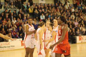 LFB – PlayDowns J3′ – Récap' : Victoire importante pour la Roche, Saint-Amand d'un point