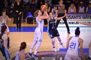 LFB – Matchs de classement (Belle) : Basket Landes défiera Villeneuve d'Ascq pour la 5ème place